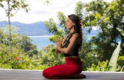 Yoga With a View – OM at Cashew Hill